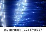 abstract blue bokeh circles....   Shutterstock . vector #1265745397