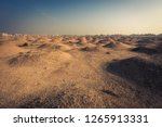 The Dilmun Burial Mounds-Bahrain