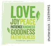 vintage christian design        ... | Shutterstock .eps vector #126594941