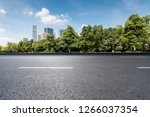 panoramic skyline and modern...   Shutterstock . vector #1266037354