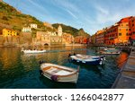 Summer Scene Of Vernazza  One...