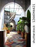 """marrakech   morocco   october... | Shutterstock . vector #1266046621"