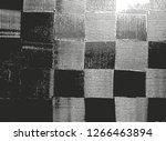 distressed overlay texture of... | Shutterstock .eps vector #1266463894