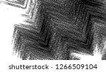 black and white grunge pattern... | Shutterstock . vector #1266509104