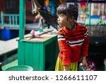 ha long bay   vietnam   03...   Shutterstock . vector #1266611107