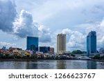 singapore   december 21  2018 ... | Shutterstock . vector #1266623767