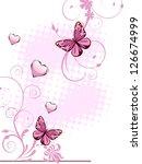 nature design   vector | Shutterstock .eps vector #126674999