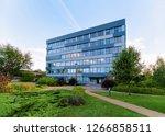 vilnius  lithuania   september...   Shutterstock . vector #1266858511