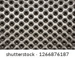 three dimensional texture of... | Shutterstock . vector #1266876187