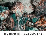 Colorful Geographical Rocks