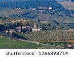 landscape surroundings of san... | Shutterstock . vector #1266898714