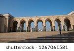 casablanca  morocco   circa...   Shutterstock . vector #1267061581