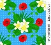 vector illustration. soft... | Shutterstock .eps vector #1267062727