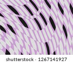 abstract pink rough paper... | Shutterstock . vector #1267141927