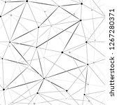 network on white background.... | Shutterstock .eps vector #1267280371