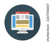 web layout  design  template
