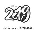 vector illustration  hand drawn ...   Shutterstock .eps vector #1267409281