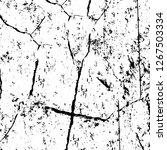 vector grunge overlay texture.... | Shutterstock .eps vector #1267503334