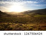 landscape and nature around... | Shutterstock . vector #1267506424