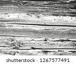 distressed overlay wooden... | Shutterstock .eps vector #1267577491