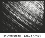 distressed overlay wooden... | Shutterstock .eps vector #1267577497