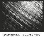 distressed overlay wooden... | Shutterstock .eps vector #1267577497
