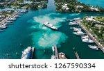 Luxury Yacht Boat Stirring Up...