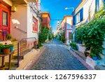 bozcaada island  turkey  ... | Shutterstock . vector #1267596337