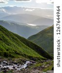 View From Ben Nevis Mountain I...