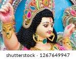 delhi  india   october 16 2018  ... | Shutterstock . vector #1267649947