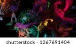 vector illustration of a...   Shutterstock .eps vector #1267691404