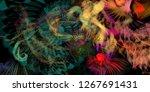 vector illustration of a...   Shutterstock .eps vector #1267691431