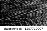 monochrome abstract background...   Shutterstock .eps vector #1267710007