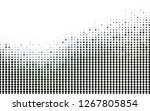 light green vector cover with... | Shutterstock .eps vector #1267805854