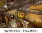 Reclining Buddha Statue Close...