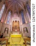 san francisco  california  ... | Shutterstock . vector #1267897327