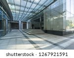 modern office buildings in... | Shutterstock . vector #1267921591