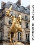 Joan Of Arc Statue  Place Des...