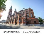 maribor  slovenia   may 22 ... | Shutterstock . vector #1267980334
