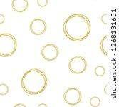 light green  yellow vector... | Shutterstock .eps vector #1268131651