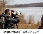 kleinfeltersville  pa  usa  ... | Shutterstock . vector #1268147674