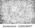 grunge is black and white.... | Shutterstock . vector #1268148457