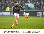turin  italy  07 december 2018. ... | Shutterstock . vector #1268190634
