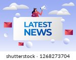 latest news vector illustration ...
