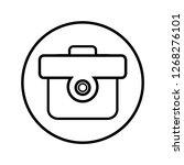 security camera icon . logo ...