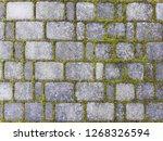 A Walkway Cement Floore Tiles...