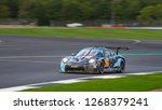silverstone circuit ... | Shutterstock . vector #1268379241