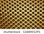 three dimensional texture of... | Shutterstock . vector #1268401291