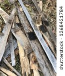 reclaimed salvage boards from... | Shutterstock . vector #1268421784