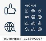 universal icon set and credit...